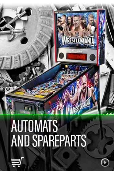 Automats and Spareparts