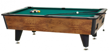 Pool Billiard table Ambassador 8ft freeplay with basket playfield 220x110cm