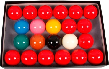 Snooker Ball Set Economy 52,4mm 22 Balls