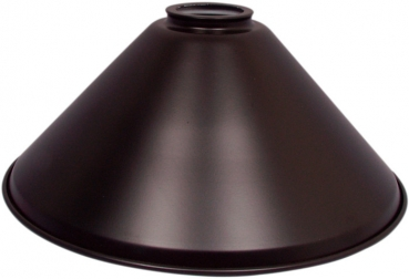 Loose black Lamp Shade 37 cm