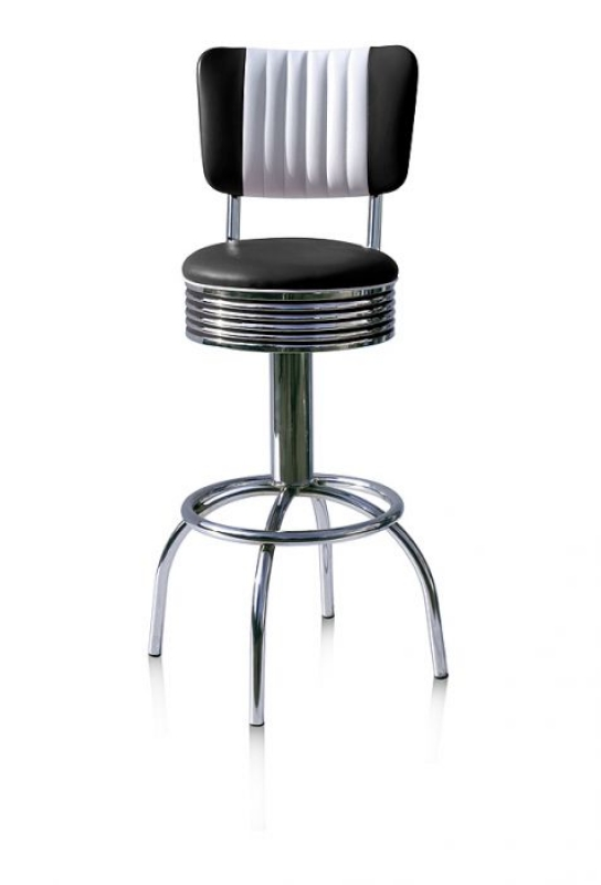 Retro Fifties Barstool BS-30CB-77